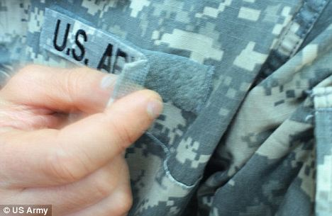 Change: Soldiers will now also be allowed to sew on name tags and service badges instead of having to just use velcro to hole them in place