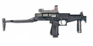 Пистолеты-пулеметы СР.2 и СР.2М «Вереск»