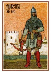 Самострел XIV век