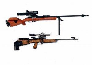 Снайперская винтовка ОЦ-48К