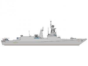ВМФ России пополнится десятью фрегатами за десять лет