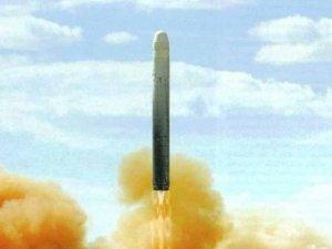 Россия успешно испытала баллистическую ракету