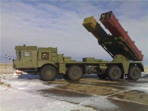 """Сухопутные войска вооружились 30 реактивными системами """"Торнадо-Г"""""""