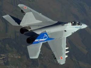 ВВС России вооружатся истребителями МиГ-35 в 2014 году