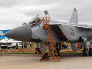 Модернизированные МиГ-31 заступили на дежурство под Красноярском