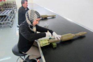 Россия открыла в Иордании производство гранатометов