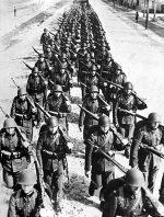 Атака польской кавалерии на немецкие танки – Бой под Кроянтами — кавалерийская атака польской армии против немецких войск в ходе польской кампании вермахта.