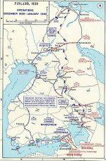 Дата советско финляндская война – Советско-финская война (1939—1940) — Википедия