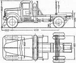 Газ 53 технические характеристики – ГАЗ 53: технические характеристики — расход топлива на 100 км, сколько весит автомобиль, газовая установка, габариты