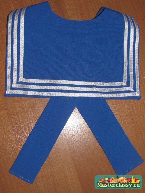 Как сделать костюм моряка своими руками фото 361
