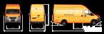 Размеры газель некст цмф – ГАЗель NEXT цельнометаллический фургон