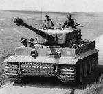 Тигр хеншель – Тигр (танк) — Википедия