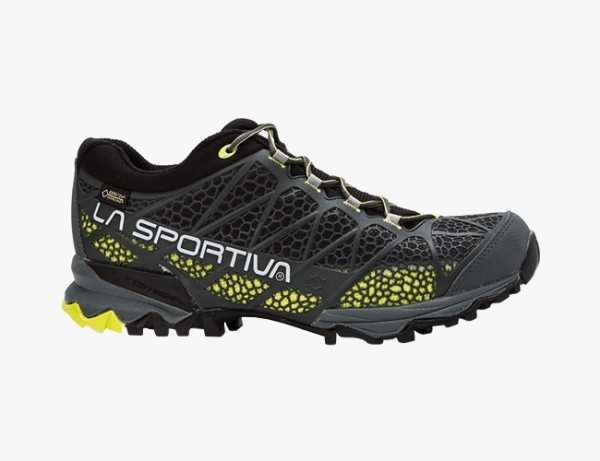 447b071a Эти треккинговые кроссовки от бренда La Sportiva просто изобилуют  техническими усовершенствованиями. При изготовлении верха этой модели  использована ...