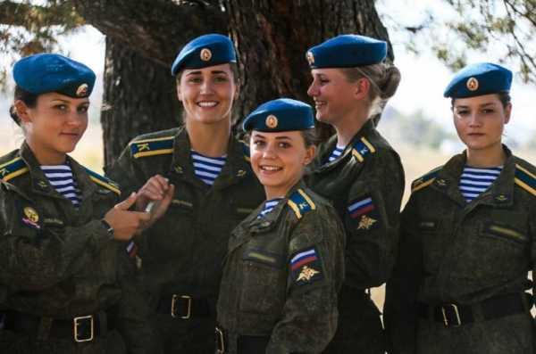 Военное обозрение для девушек после 11 класса